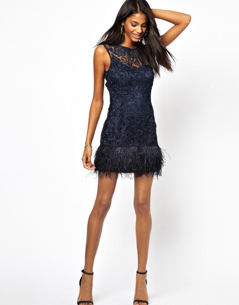 Купить Платье В Интернет Магазине С Перьями