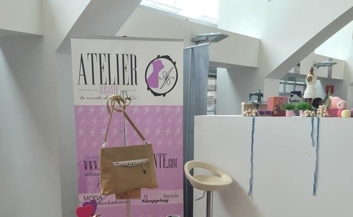 stand atelier alicante mediterranean fashion show