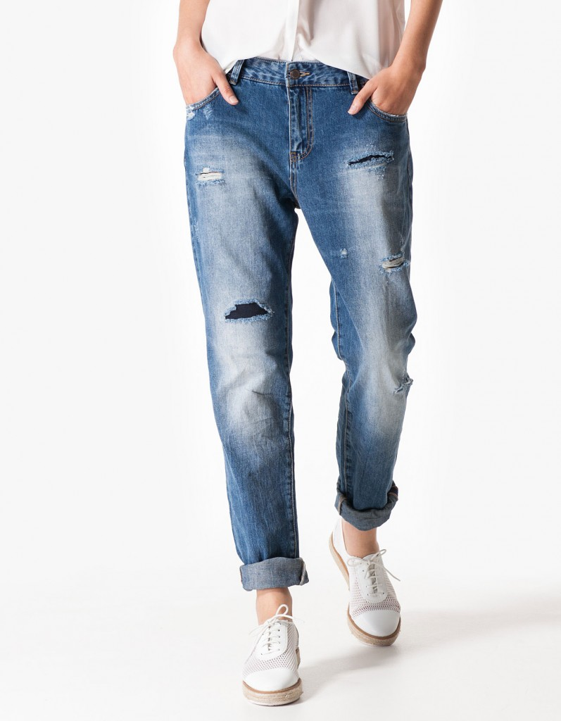 29,95 stradivarius, jeans boyfriend