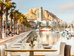 Vistas restaurante monastrell-alicante-estrella-michelín