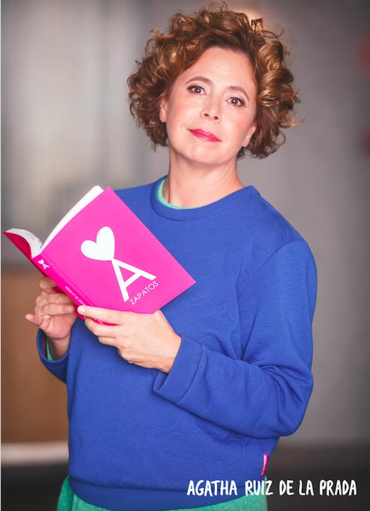 Agatha Ruiz de la Prada, Zapatos