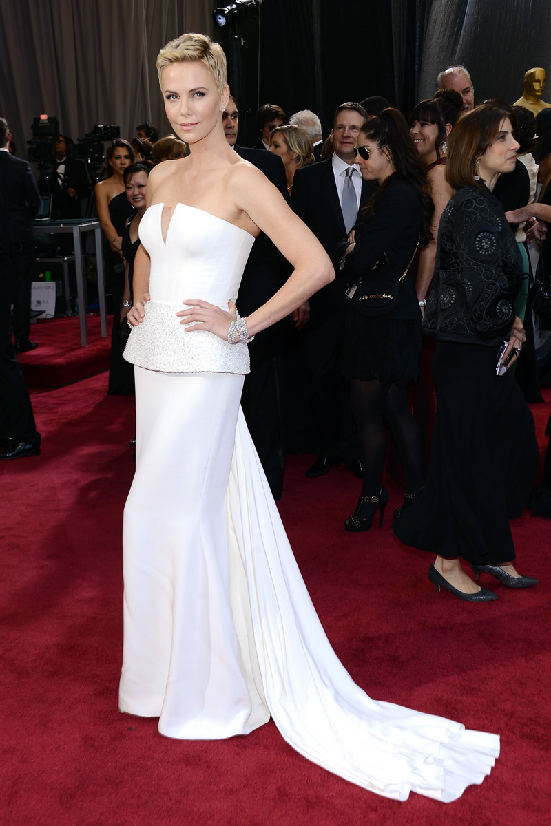 Charlize Theron de Christian Dior