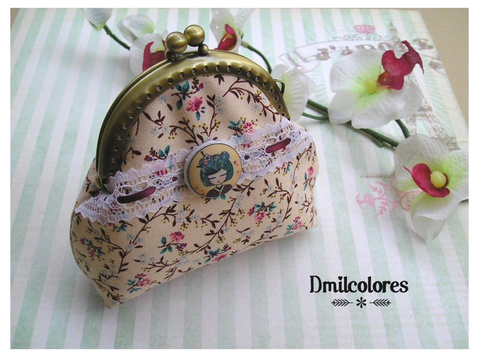 Monedero Dmilcolores