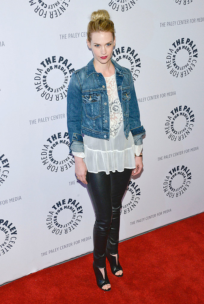 January-Jones-took-casual-red-carpet-approach-cropped-denim