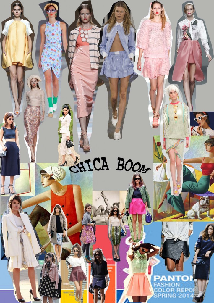 LOOK CHICA BOOM INSPIRATION