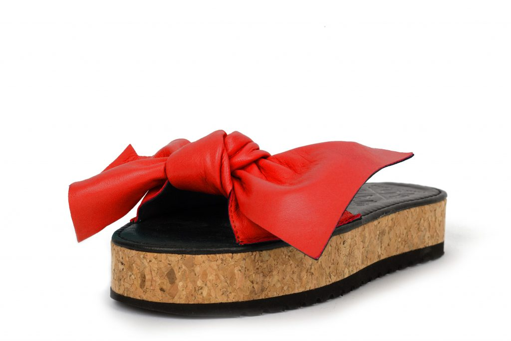 MARÍA ESCOTÉ BIG BOW RED-atelier-alicante