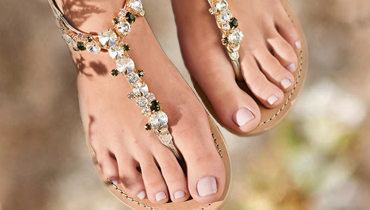 Sandales-bijoux