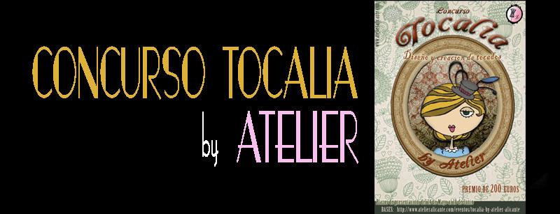 "Concurso ""Tocalia"" de Atelier Alicante"