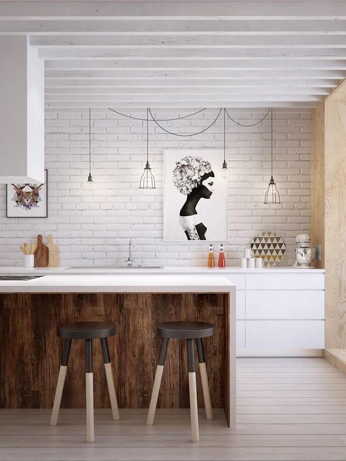 cocina-con-pared-ladrillo-vista-1335072