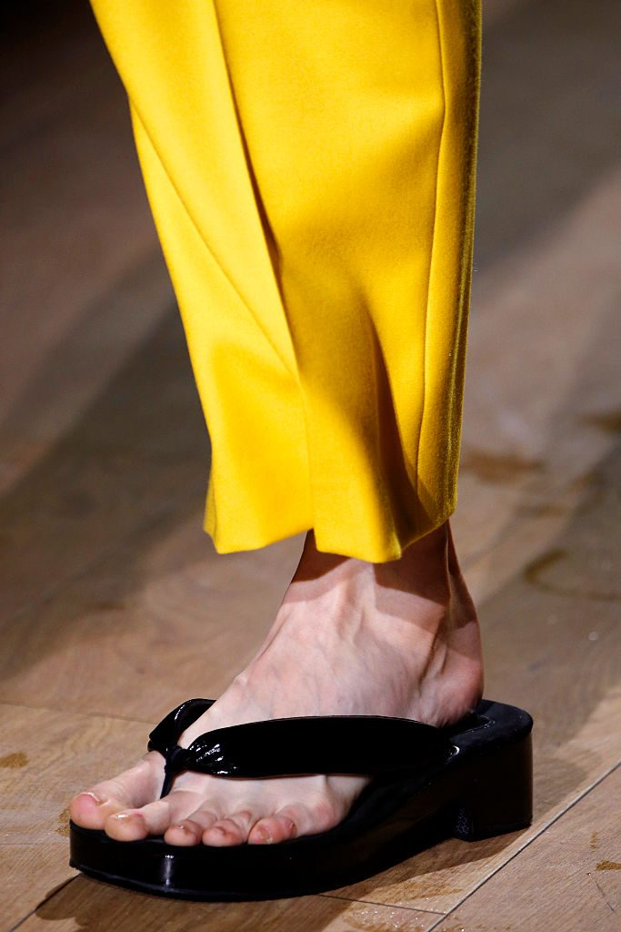 Dries Van Noten : Details - Paris Fashion Week Womenswear Spring/Summer 2017