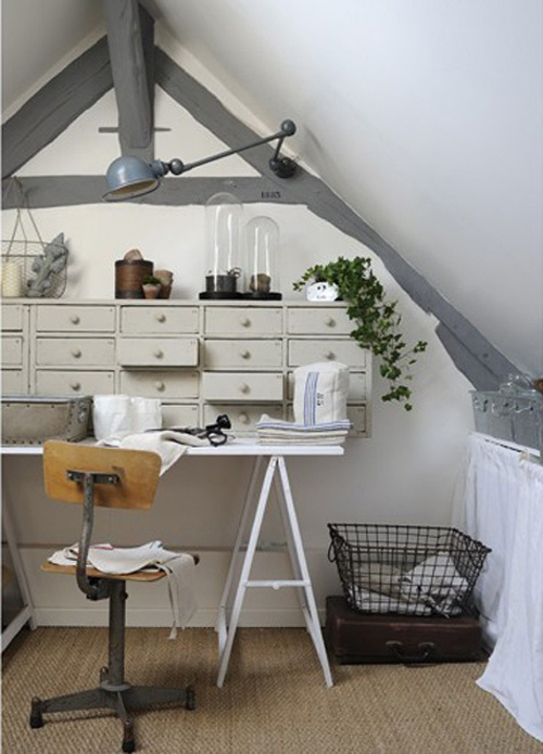 escritorios desks mesas de trabajo work-tables VIA  little emma english home
