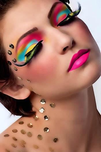 maquillaje carnaval atelier alicante