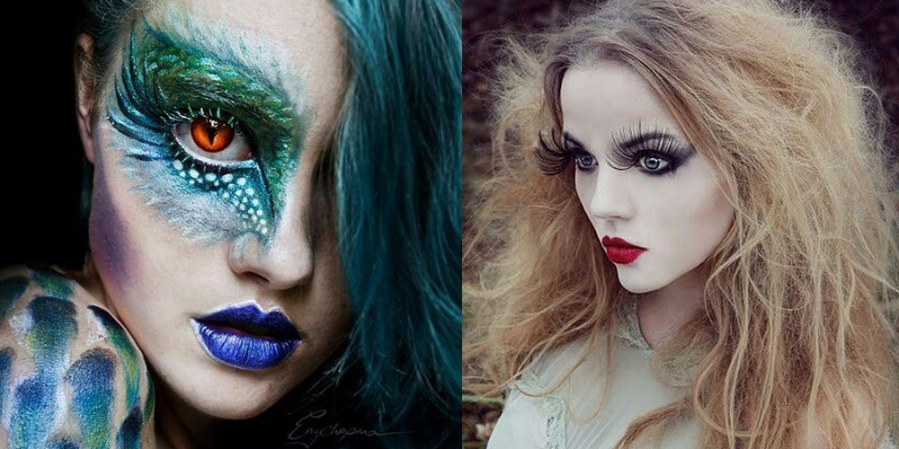 maquillaje carnaval atelier alicante