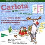 """Presentación """"Carlota es feliz""""-AtelierAlicante"""